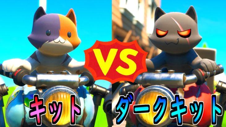 キット vs ダークキット【茶番/フォートナイト】