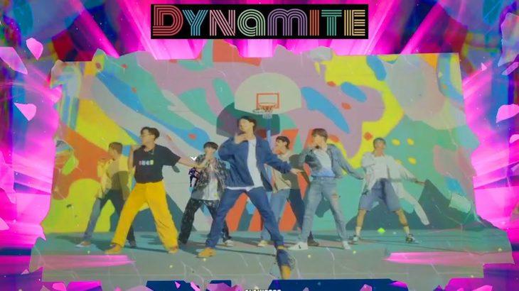 BTS DYNAMITE パーティロイヤル【フォートナイト】