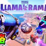 無料報酬もりだくさん!ロケットリーグチャレンジ攻略!*LLAMA-RAMA *【フォートナイト】